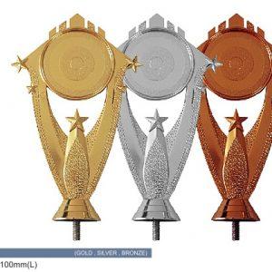 Plastic Trophy Tops CTPLSM-003 – Plastic top holder