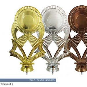 Plastic Trophy Tops CTPLSM-011 – Plastic top holder