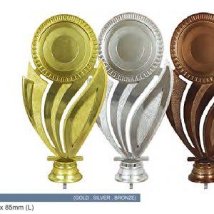 Plastic Trophy Tops CTPLSM-012 – Plastic top holder