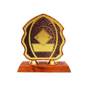 Songket Wooden Plaques CTWP7170 – Exclusive Wooden Plaque